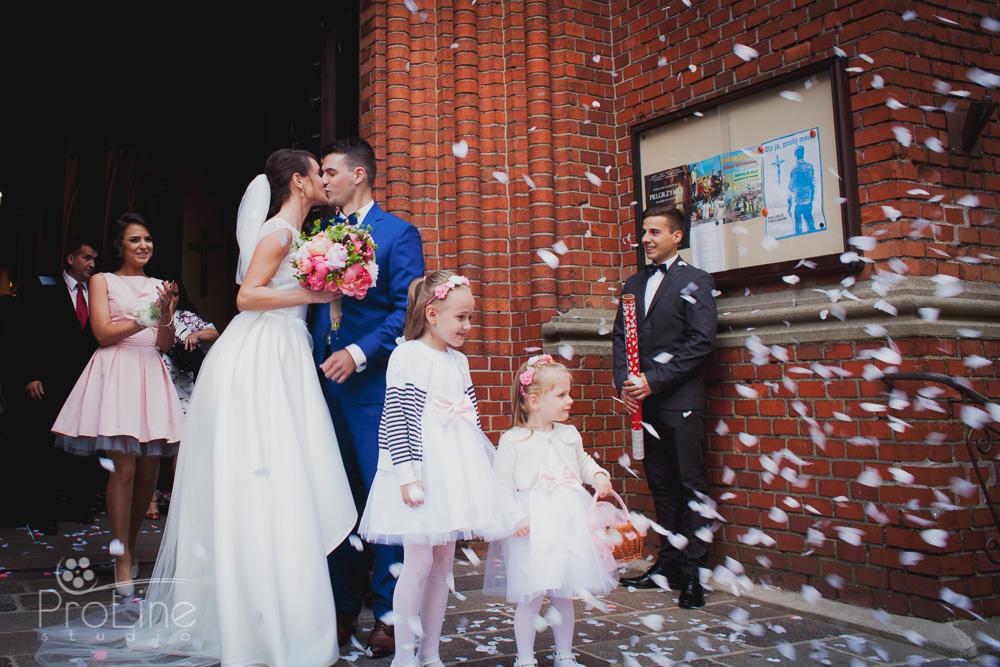 Alicja i Michał - zdjęcia ślubne